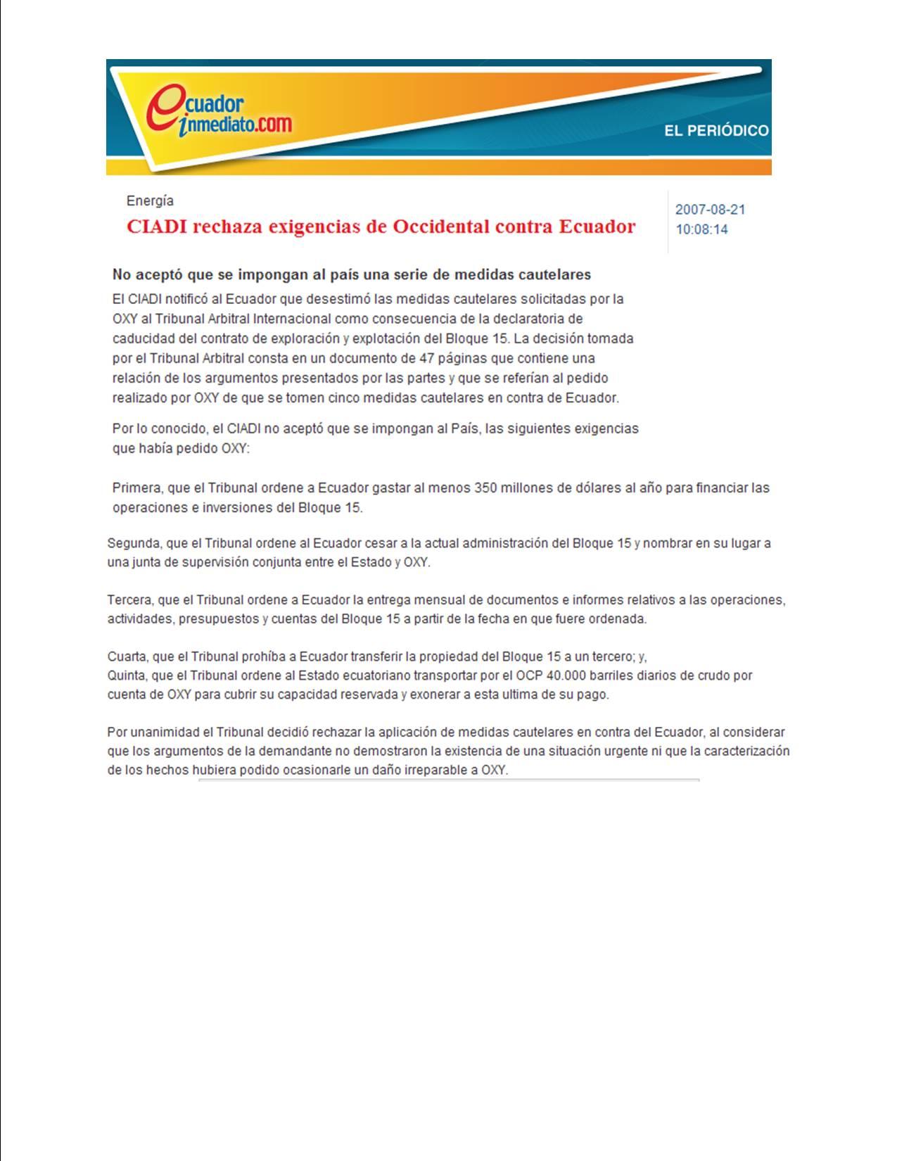 19-2007-08-21- Ecuadorinmediato