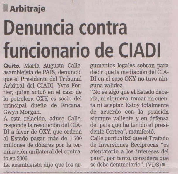 40-2012-10-25_El_Tiempo_Denuncia_contra_funcionario_del_CIADI