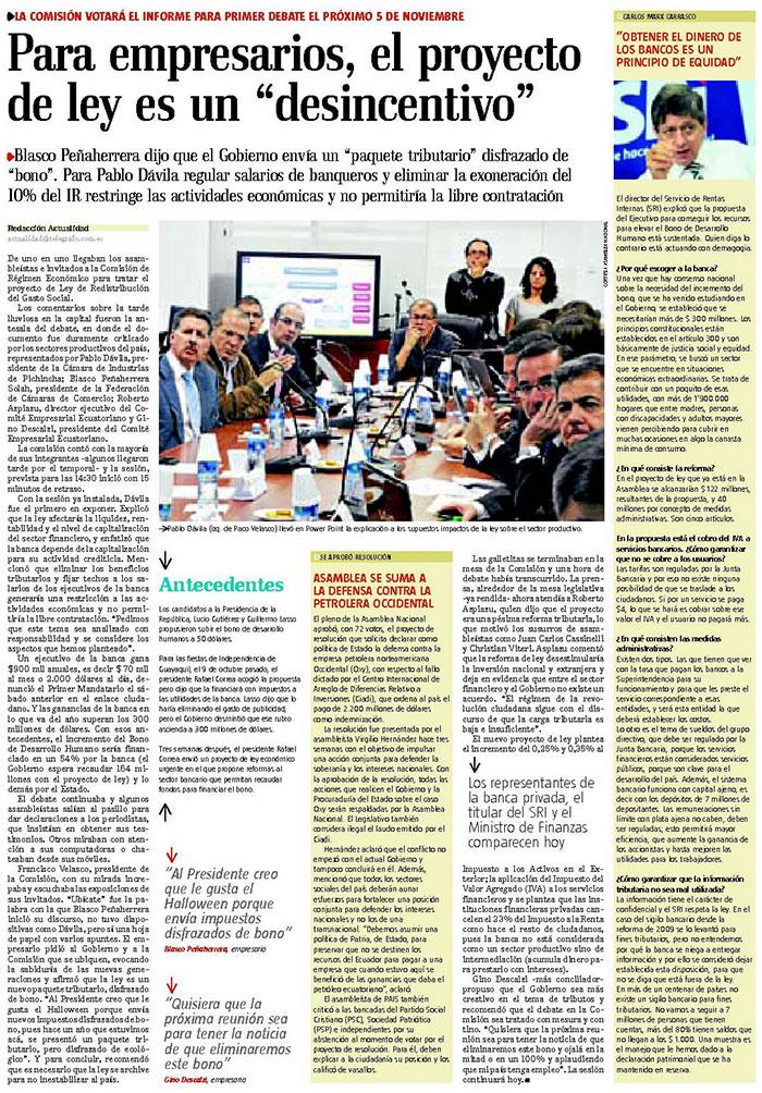 50-2012-10-31_El_Telegrafo_Oxy_Para_empresarios_el_proyecto_de_ley