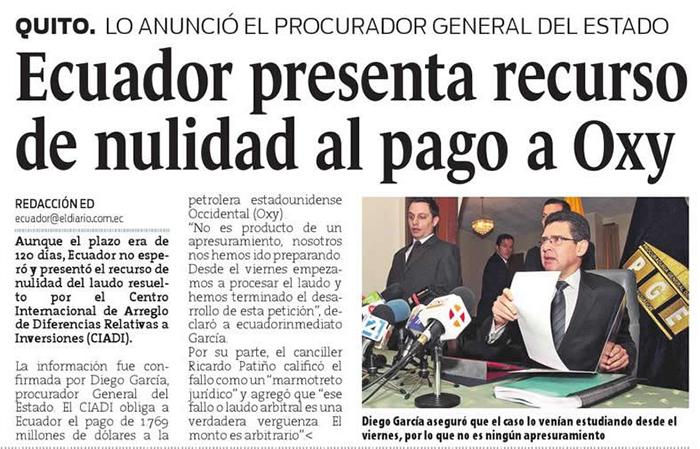 54-2012-10_10_Diario_de_Portoviejo_Oxy_Ecuador_presenta_recurso_de_nulidad