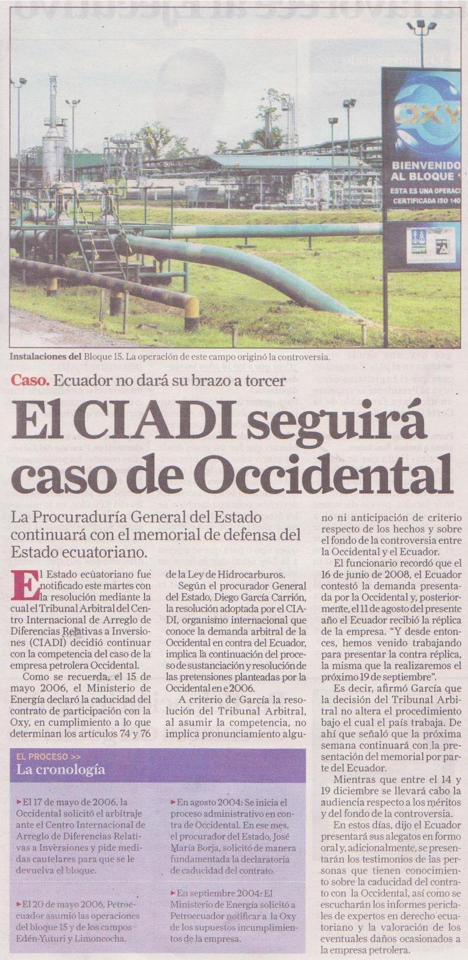 7-2008-09-11 La Hora