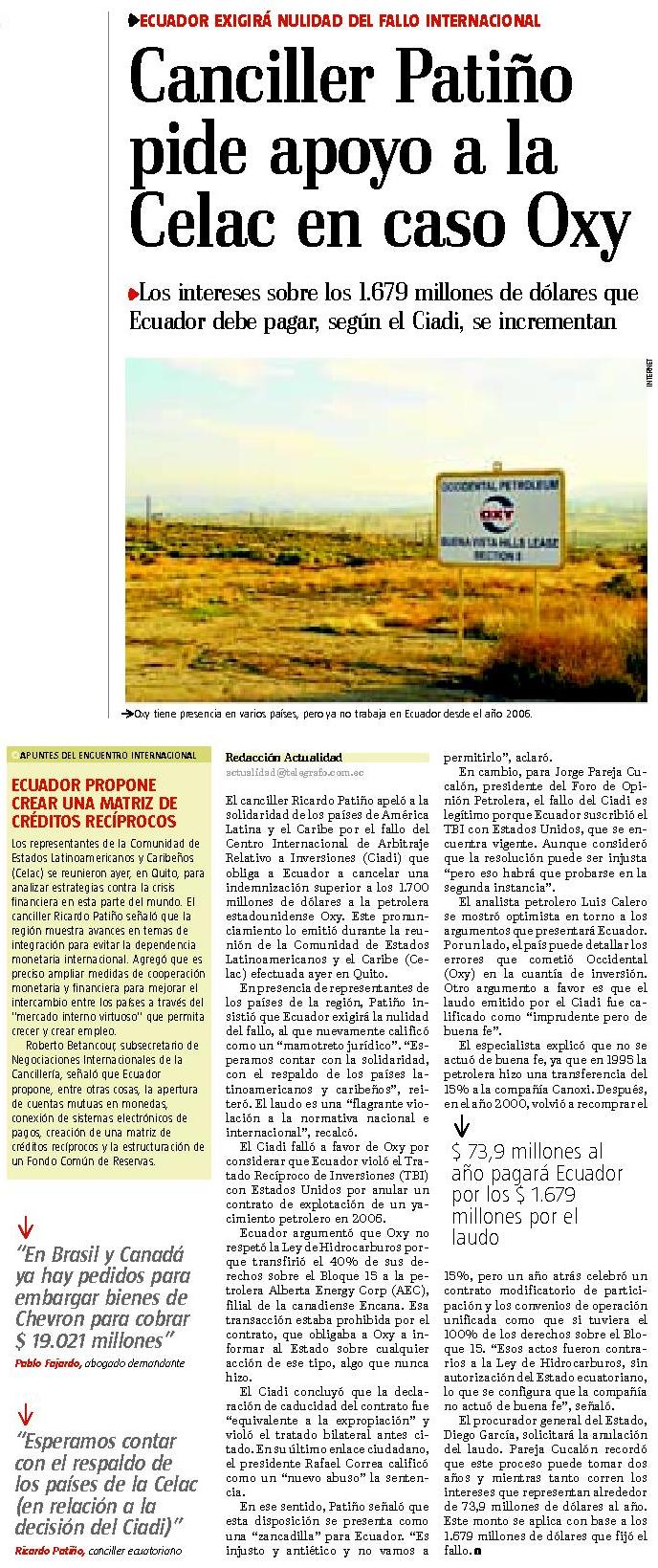 11-2012-10-11_El_Telegrafo_Oxy_Patino_pide_apoyo_a_la_Celac