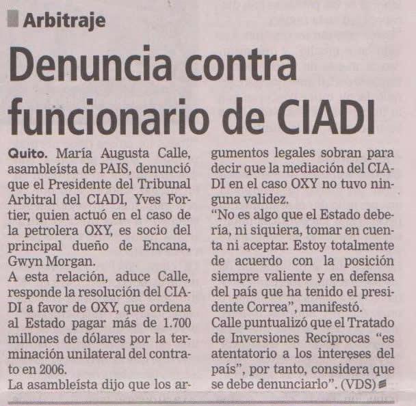 20-2012-10-25_El_Tiempo_Denuncia_contra_funcionario_del_CIADI