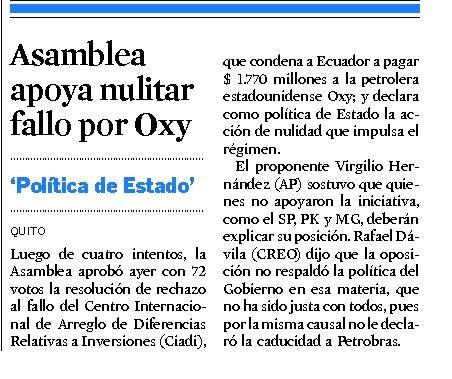 27-2012-10-31_ElUniverso_Oxy_Asamblea_apoya_nulitar_fallo_por_Oxy