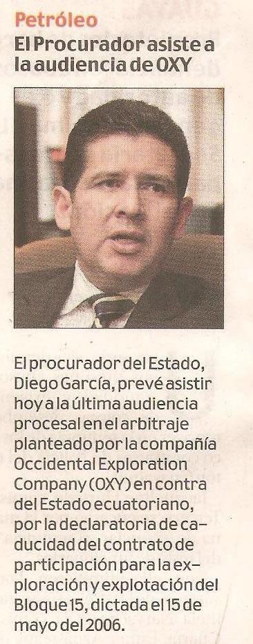 70-Noticia El ComercioOxy.12 abril