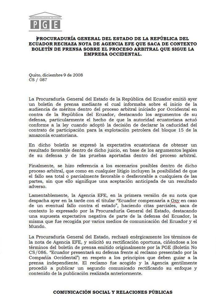9-2008-12-09_Boletin_de_prensa_Procuraduria_rechaza_nota_agencia_EFE